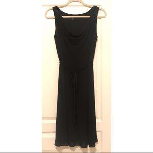 Eileen Fisher Silk Cocktail Elegant Dress